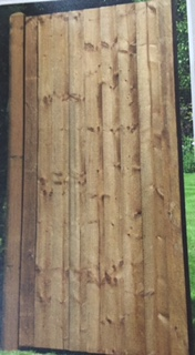 Featheredge Brown